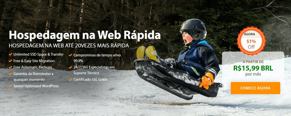 A2 hosting homepage brazil