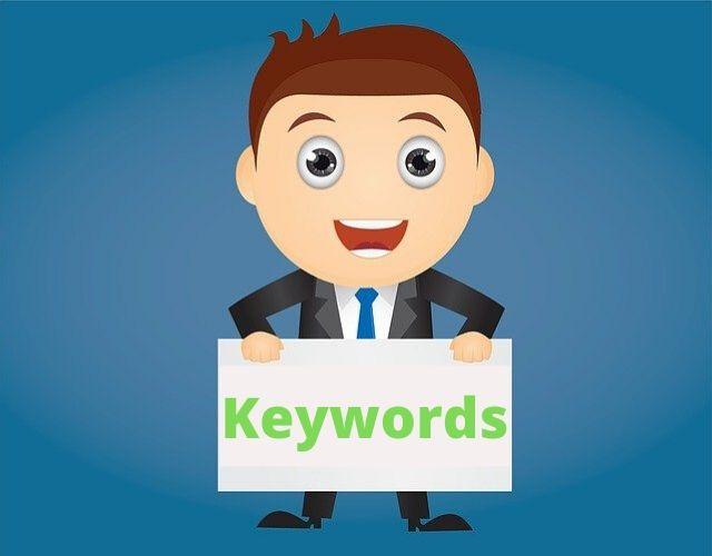 Palavras Chaves nas imagens e textos para o Google direcionar o conteúdo ao público de seu interesse