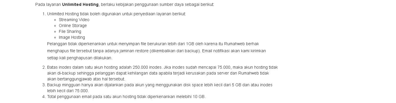 backup mingguan rumahweb indonesia