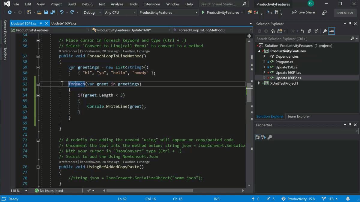 microsoft visual studio kode editor php indonesia