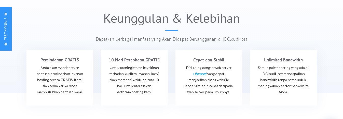 migrasi gratis idcloudhost
