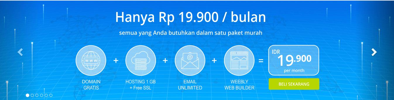 paket termurah rumahweb indonesia
