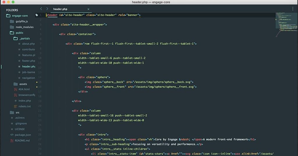 sublime texk kode editor indonesia