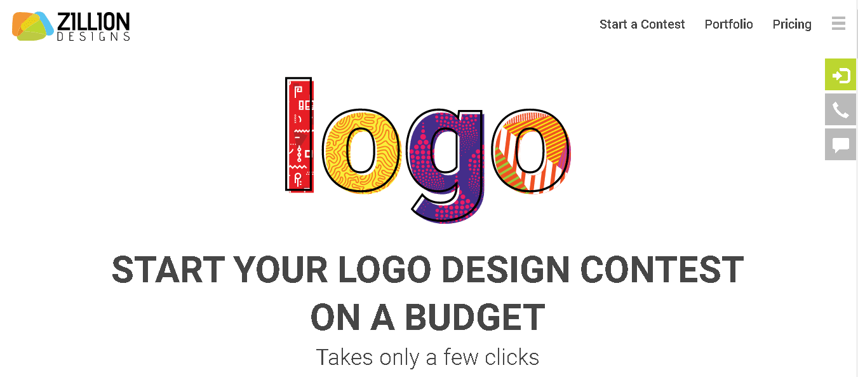 Zillion Designs Free Logo Maker