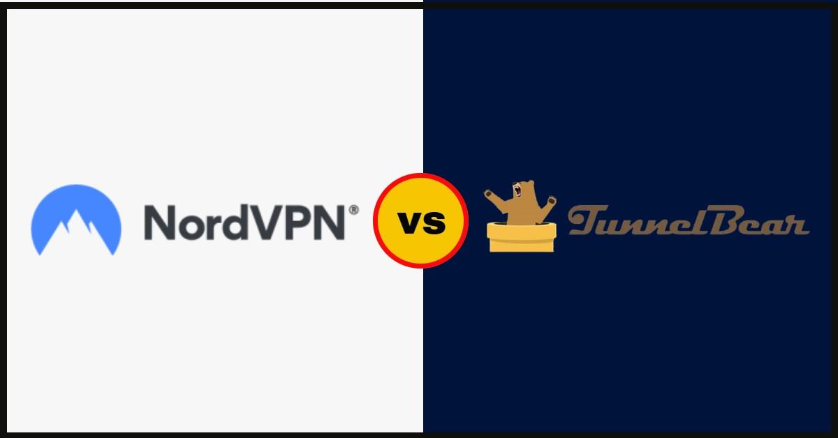TunnelBear vs NordVPN