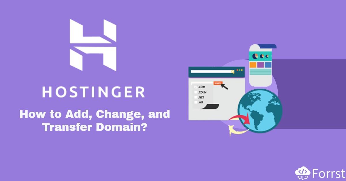 hostinger domain