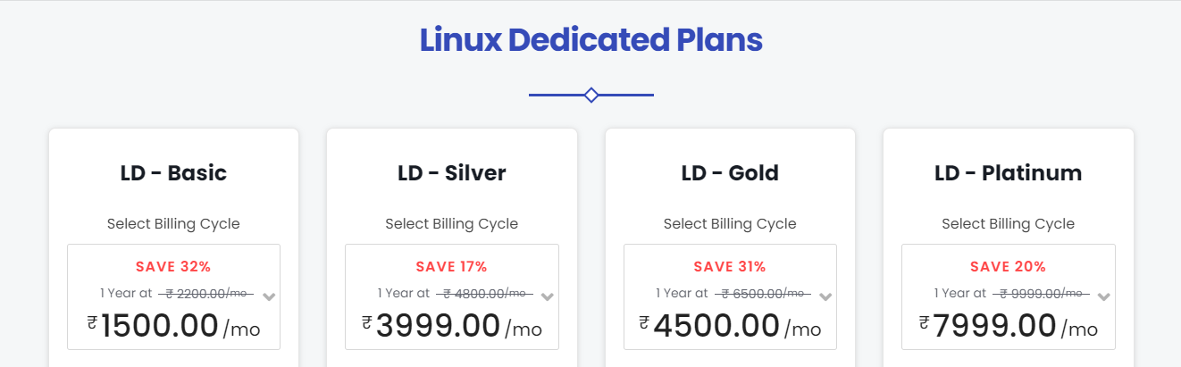 linux dedicated parallax hosting review