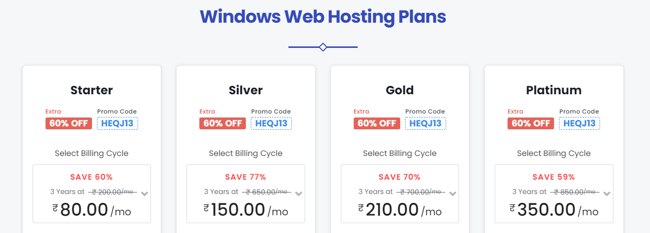 parallax hosting review india