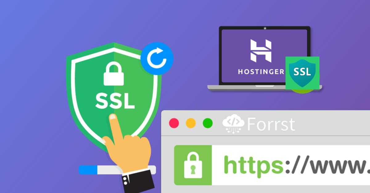 instalar SSL grátis na Hostinger
