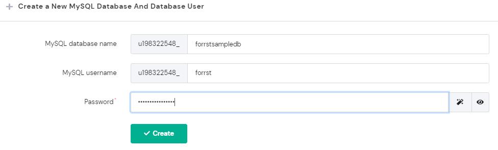 install wordpress hostinger