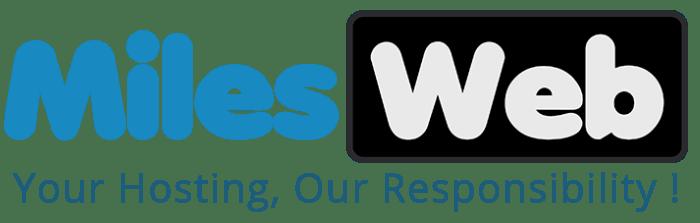 milesweb logo
