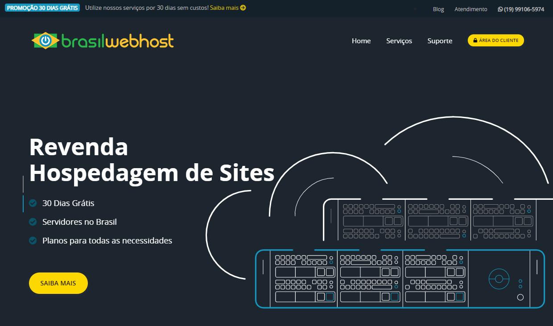vantagens sobre a Brasil Web Host