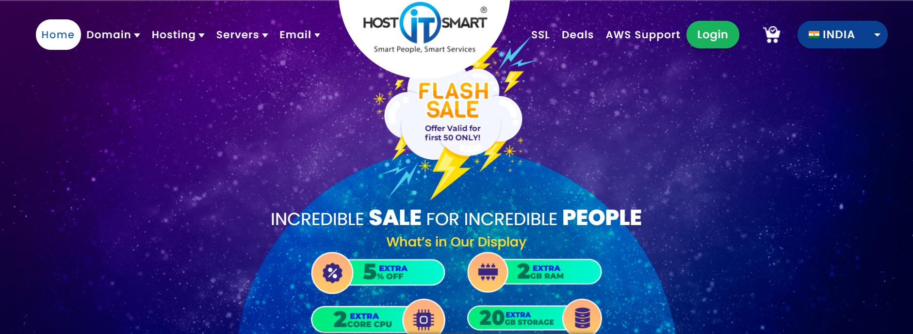 HostitSmart Overview