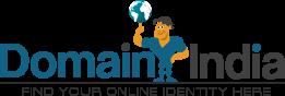 domain india logo