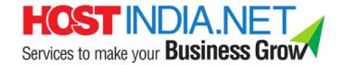 hostindia.net logo